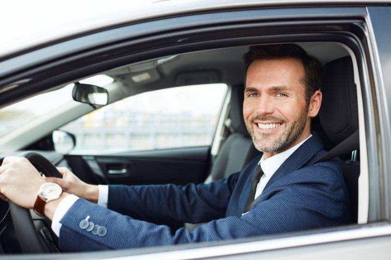 Deutschlandweiter Chauffeurservice